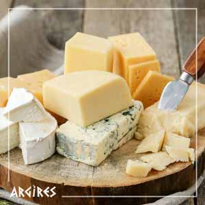 ARGIRES - Cheese House - Since1938